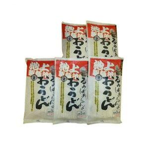 池上製麺所 るみばあちゃんのうどん 3食つゆ付き 5袋セットご当地 名店 高松