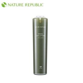 正規輸入品 NATURE REPUBLIC(ネイチャーリパブリック) S SOL エマルション b 乳液 120ml NK0228【送料無料】
