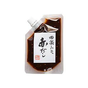 六甲味噌製造所 田楽みそ 赤だし (チューブタイプ) 120g×12個【送料無料】