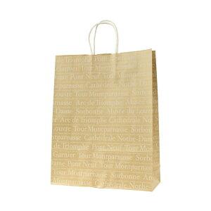 パックタケヤマ 手提袋 HZ フランセ 50枚組 XZK66648紙袋