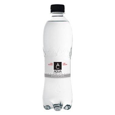 【送料無料】AQUA CARPATICA アクア カルパチカ 天然炭酸水 500ml×12本 天然水 中硬水 ルーマニア産 スパークリング ガス入りミネラルウォーター ペットボトル アクア カルパティカ