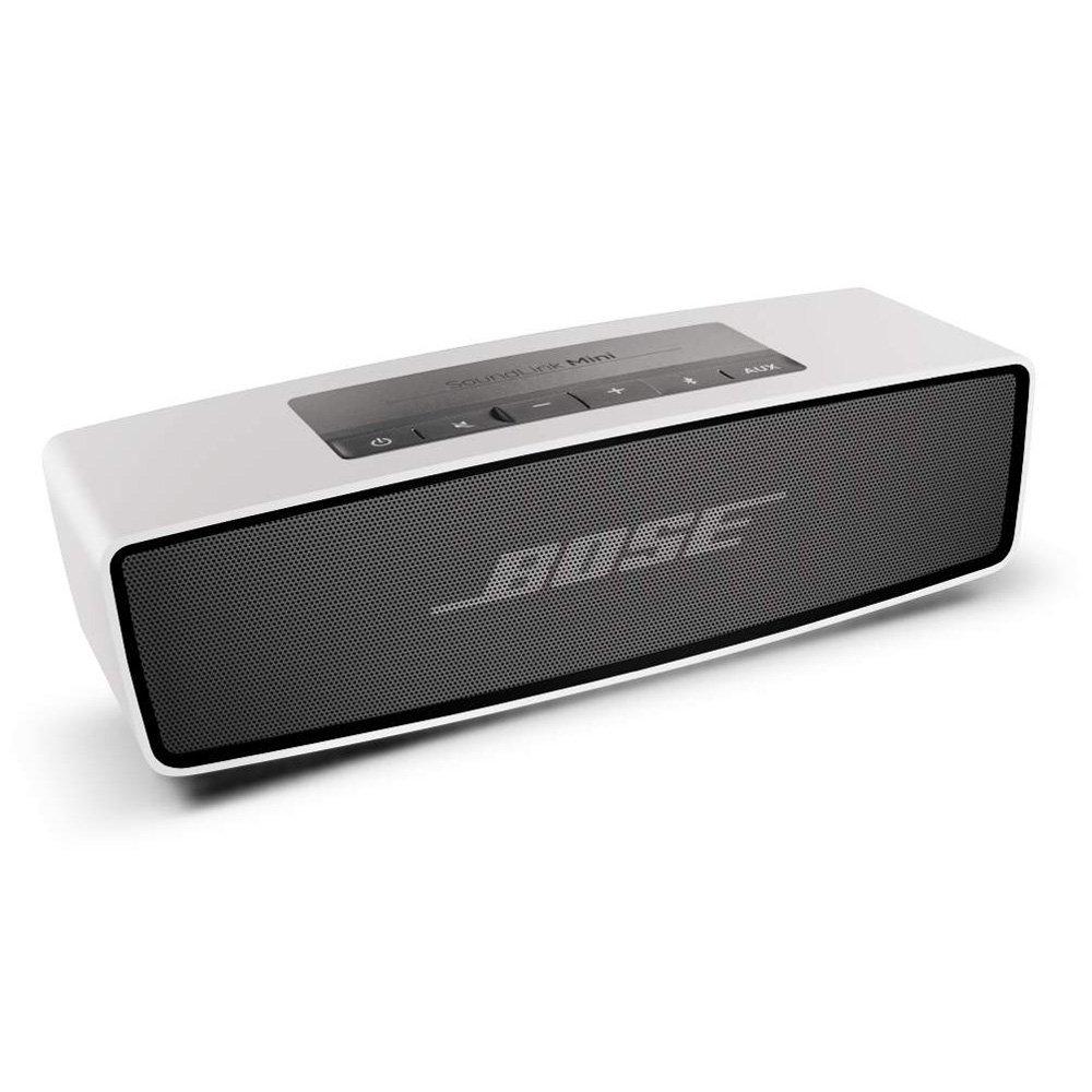 【送料無料】Bose SoundLink Mini Bluetooth speaker ポータブルワイヤレススピーカー シルバー ボーズ 無線 ブルートゥース【国内正規品】【582353】
