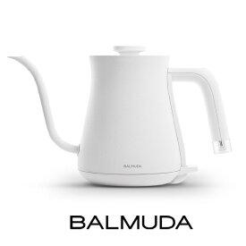 【送料無料】BALMUDA The POT ザ・ポット K02AWH バルミューダ ホワイト白 高機能デザイン家電 バルミューダデザイン グッドデザイン賞受賞 キッチン家電 電気ケトル やかん 調理器具 K02A-WH K-02A-WH