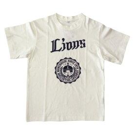 【送料無料】西武ライオンズxモンチッチ Tシャツ