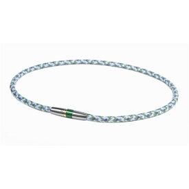 【送料無料】Phiten(ファイテン) RAKUWA ネック X50 ハイエンド III グリーン 50cm TG475353