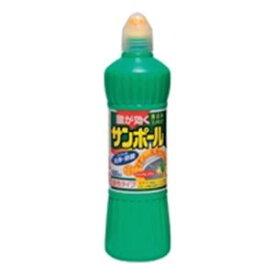 【送料無料】(業務用30セット)大日本除蟲菊 サンポール ノズル付 500ml