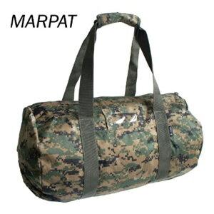 【送料無料】米軍 ロールバッグ レプリカ MARPATウッド BH056YN