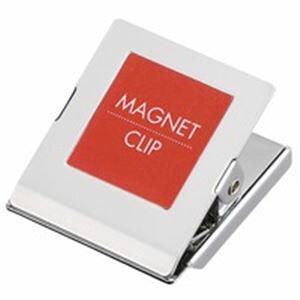 (業務用2セット)ジョインテックス マグネットクリップ小 赤 10個 B144J-R10
