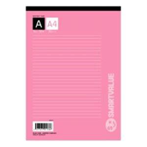 【送料無料】(まとめ)ジョインテックス レポート用紙5冊パック A4A罫 P007J-5P【×10セット】