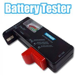 【送料無料】バッテリーチェッカー(乾電池残量チェッカー)