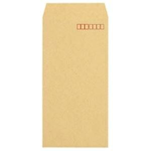 (業務用5セット) 高春堂 クラフト封筒 長3 496 1000枚
