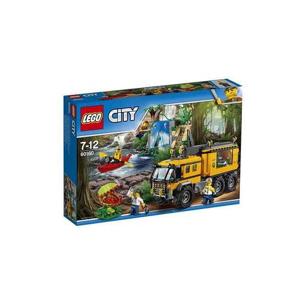 【送料無料】レゴジャパン 60160 レゴ(R)シティ ジャングル探検移動基地 【LEGO】