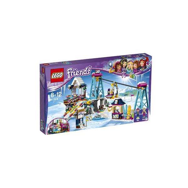 【送料無料】レゴジャパン 41324 レゴ(R)フレンズ ハートレイク キラキラスキーリゾート 【LEGO】