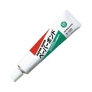 【送料無料】(まとめ) コクヨ ペーパーボンド クリーナー付 20ml タ-100N 1本 【×30セット】