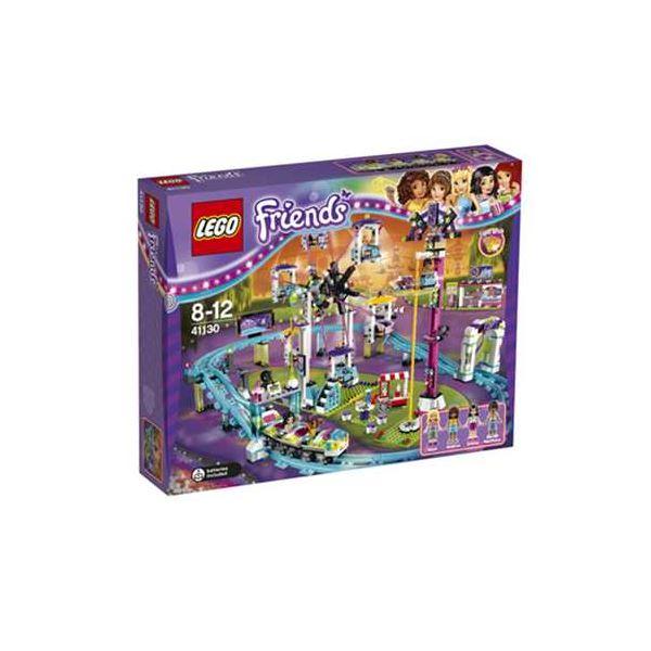 【送料無料】レゴジャパン 41130 レゴ(R)フレンズ 遊園地 ジェットコースター 【LEGO】