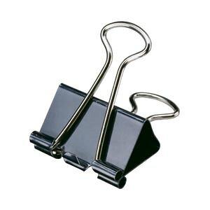 【送料無料】(まとめ) ダブルクリップ 業務用パック 箱売り SS 1箱(144個) 【×10セット】【×10セット】