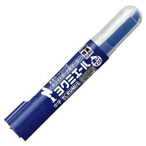 【送料無料】(まとめ) コクヨ ホワイトボード用マーカーペン ヨクミエール 中字・丸芯 青 PM-B502B 1本 【×50セット】
