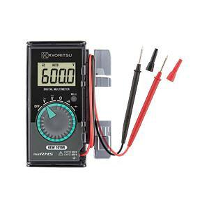 共立電気計器 カード型デジタルマルチメータ KEW 1019R 1019R【代引不可】