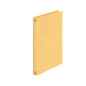 【送料無料】(まとめ) プラス フラットファイル樹脂 021NW A4S 黄【×30セット】
