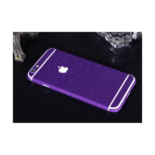 【送料無料】(まとめ)ITPROTECH 全面保護スキンシール for iPhone6Plus/バイオレット YT-3DSKIN-VL/IP6P【×10セット】