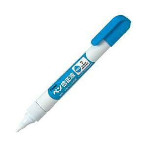 【送料無料】(まとめ) ぺんてる ペン修正液 2本パック 【×10セット】【×10セット】