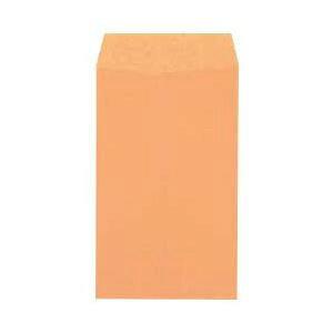(業務用セット) クラフト封筒 給料袋 無地 角形8号 【×10セット】