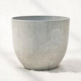 【送料無料】植木鉢 鉢カバー アートストーン ボーラカバー 28cm 9号 サンドストーン 穴無し