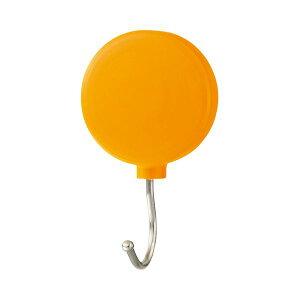 【送料無料】(まとめ) ミツヤ プラマグネットフック スイング式 耐荷重約3Kg オレンジ PMHRM-OR 1個 【×30セット】