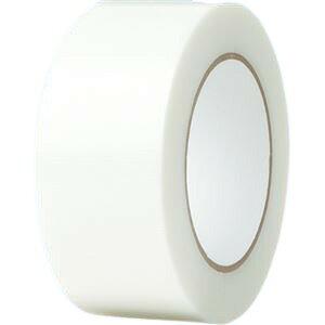 【送料無料】寺岡製作所 養生テープ 50mm×50m 透明 TO4100T-50 1セット(90巻)