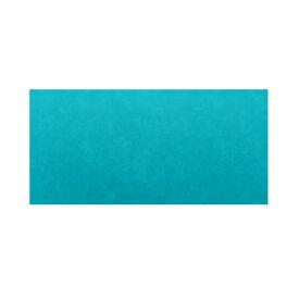 【送料無料】高級PVCレザー デスクマット 【10:ターコイズブルー】 620×300mm カット可 日本製 〔DIY素材 背景 クラフト用品〕