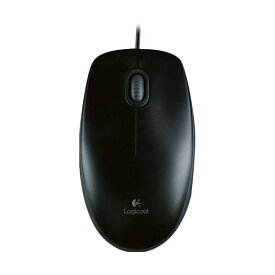 【送料無料】(まとめ)ロジクール マウス M100r ブラックM100rBK 1個【×5セット】