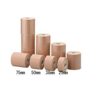 Finoaキネシオロジテープ 1箱 75mm(長さ5m)×4個入り