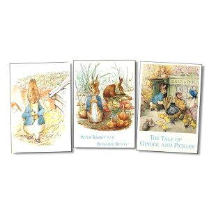 【送料無料】ピーター・ラビットのポストカード ラビット絵葉書 30枚セット(3種各10枚)
