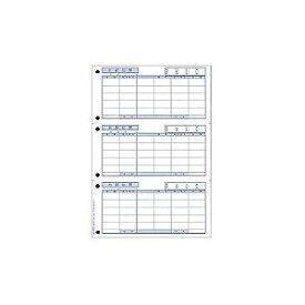 【送料無料】OBC 単票仕訳伝票(OBCコクヨ 式)A4タテ 4133 1箱(700枚)
