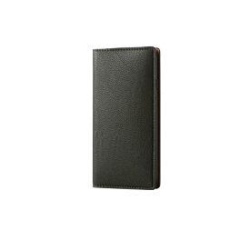 【送料無料】エレコム iPhone 8/ソフトレザーカバー/イタリアン(Coronet)/ヴェルディ PM-A17MPLFYILGN