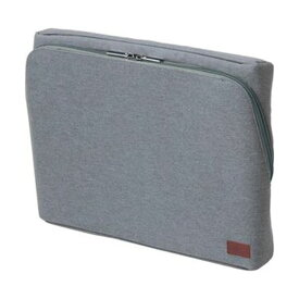 【送料無料】(まとめ)ソニック ユートリム スマ・スタ立つバッグインバッグ ワイドA4 グレー UT-1905-GL 1個【×3セット】