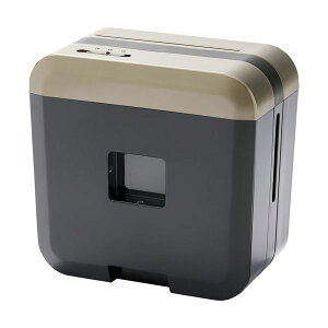【送料無料】アコ・ブランズ マイクロカットシュレッダA25M A4 マイクロクロスカット ゴールド/ ブラック GSHA25M-G 1台