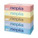【送料無料】(まとめ)王子ネピア ネピアティッシュ150W5P 1パック(5箱) 540527【×10セット】