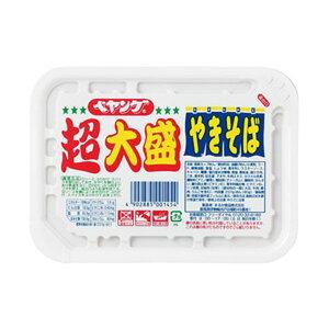 【送料無料】(まとめ)まるか食品 ぺヤング ソースやきそば 超大盛 1箱(12個)【×2セット】