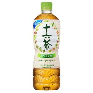 【送料無料】【まとめ買い】アサヒ 十六茶 PET 630ml ×24本(1ケース)
