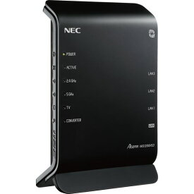 【送料無料】NECパーソナル Aterm WG1200HS3
