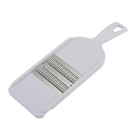 【送料無料】貝印 野菜細切り/スライサー 【ホワイト】 食器洗い乾燥機使用可 キッチン用品 調理器具 『select100』