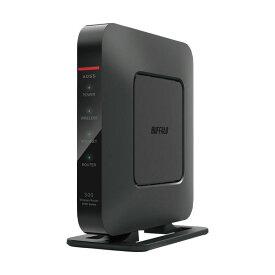 【送料無料】バッファロー QRsetup AirStation ハイパワーGiga 無線LAN親機 11n/g/b 300Mbps Dr.Wi-Fi対応 WSR-300HP1台