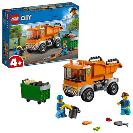 レゴ(LEGO) シティ ゴミ収集トラック 60220 おもちゃ 車 レゴブロック おもちゃ LEGO ブロック