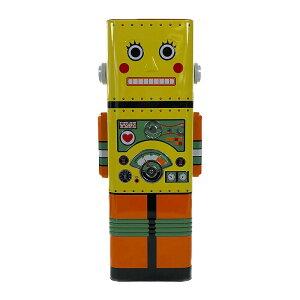 トレファン ロボットキャンディ 缶 アソートボックス 100g×6袋 Robot Candy Assorted Box 大容量 キャンディー ハロウィン