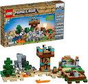 【送料無料】レゴ(LEGO)マインクラフト クラフトボックス 2.0 21135 ブロック おもちゃ 男の子 マイクラ