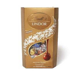 リンツ リンドール アソート チョコレート 600g ダーク ヘーゼルナッツ ミルク ホワイト 4種類アソート Lindt LINDOR ASSORTED CHOCOLATE 600g DARK,WHITE,HAZELNUT,MILK