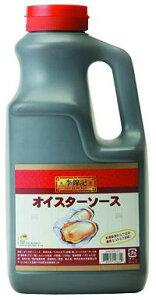 李 錦記 リキンキ オイスターソース ペットボトル 2.3kg お手軽 本格 業務用 牡蠣 大容量 中華