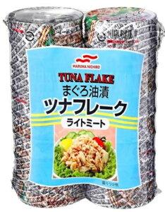 マルハニチロ ツナフレーク 80g x 16缶 MARUHA NICHIRO TUNA IN OIL 大容量 ロングセラー 高タンパク質 低脂質