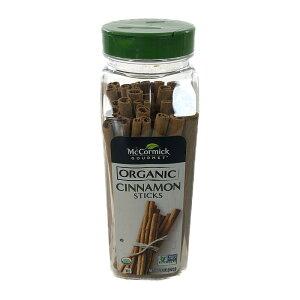 マコーミック オーガニック シナモンスティック 226g Organic Cinnamon Sticks シナモン オーガニック